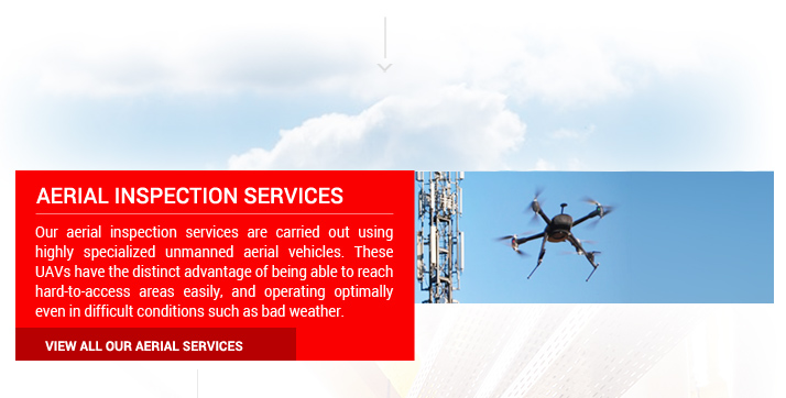 Aerial Inspection Services by RusselSmith in Nigeria