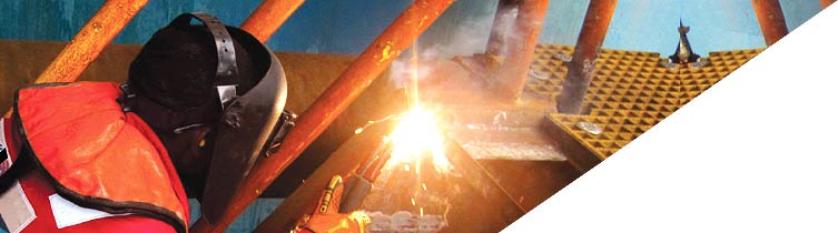 Offshore Construction: Welding