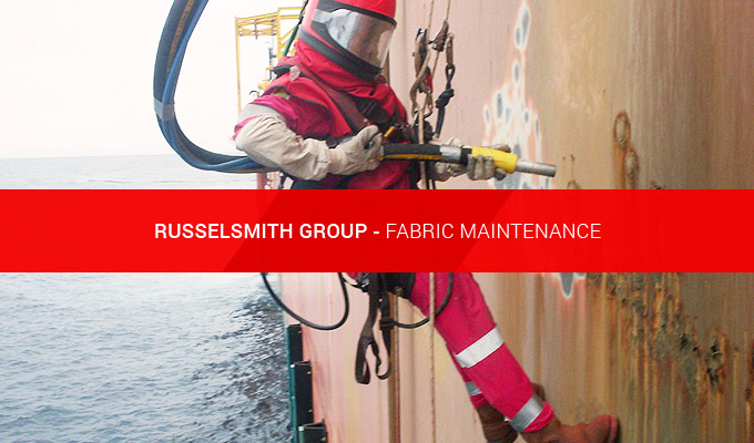 Fabric Maintenance Services from RusselSmith Group, Nigeria & Africa. Cooating, Armawrap