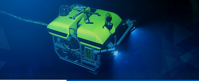 Remotely Operated Vehicle Assisted Services, offered by RusselSmith Group Nigeria