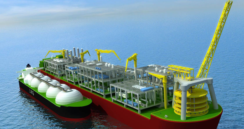 Floating LNG May Be Key To Repositioning Gas In Africa