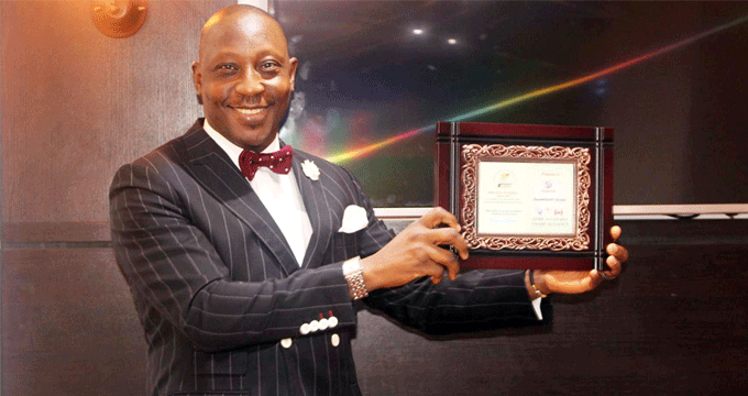 RusselSmith Nigeria Awarded For Innovation And Safety In West Africa.