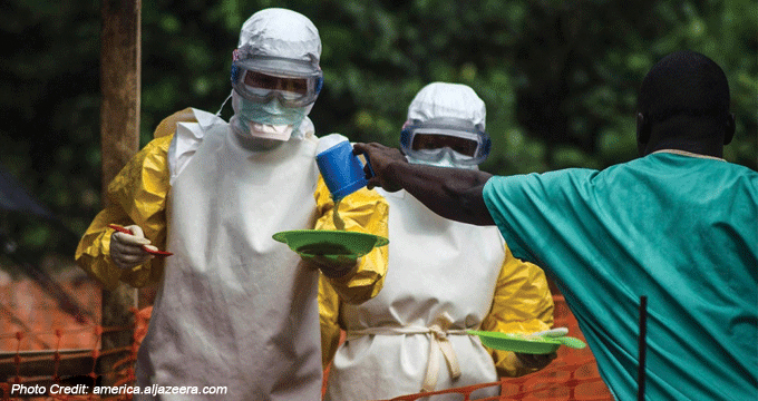 Ebola : A Resurgence In Africa?