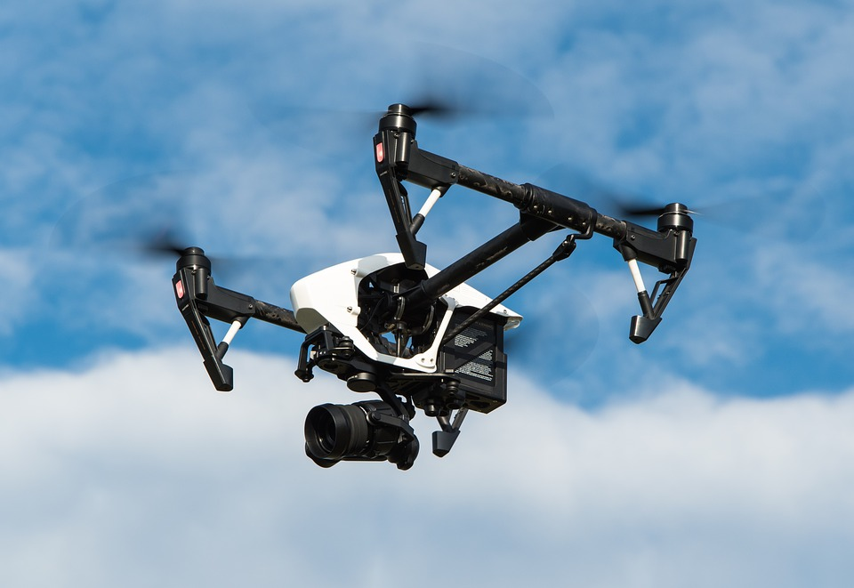 Flying Robots – The New Face Of Aerial Inspections