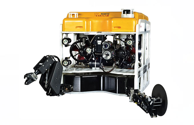 Seaeye CougarXT ROV