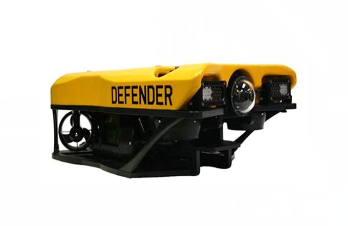 MSS Defender ROV