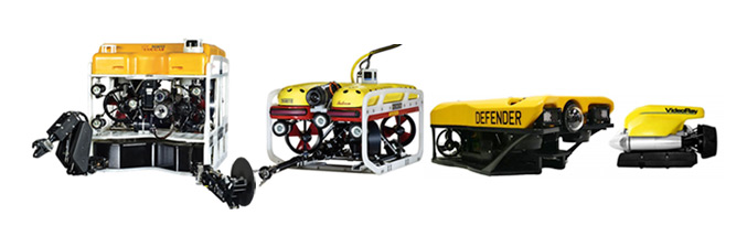 Our ROV Fleet