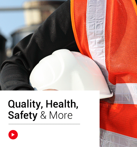 Quality, Health, Safety & More