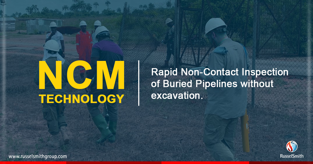 RusselSmith Completes Another Buried Pipeline Inspection In Record Time